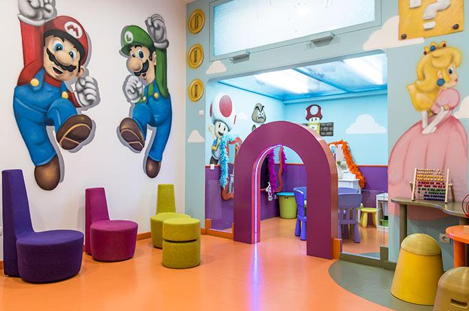 instalaciones niños Raga