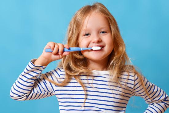 técnicas cepillado dientes raga infantil