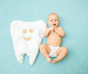 Dientes de los bebés